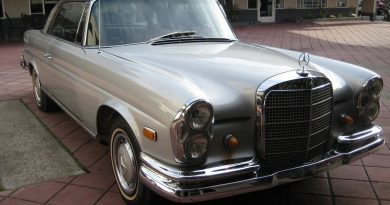 1969 Mercedes Benz 280SE For Sale