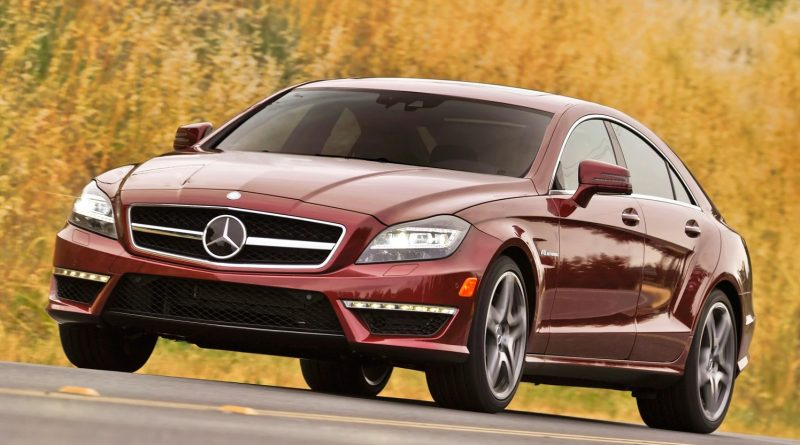 2012 Mercedes-Benz CLS550 4MATIC