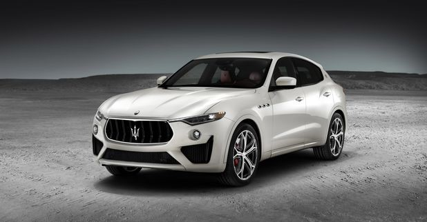 All In One Maserati Levante