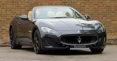 Maserati Grancabrio For Sale