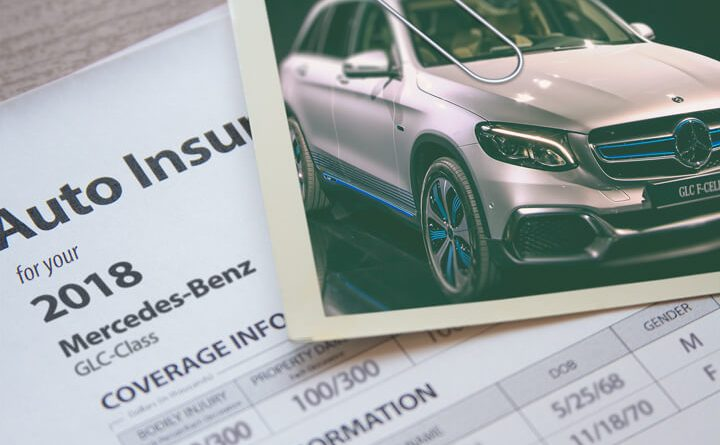 Mercedes-Benz GLC-Class Insurance Cost